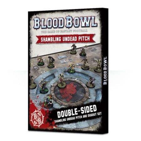 Games Workshop Blood Bowl: Shambling Undead Pitch