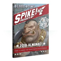 Blood Bowl: 2018 Almanac! (HC)