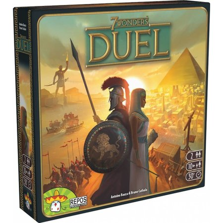 Repos Production 7 Wonders: Duel