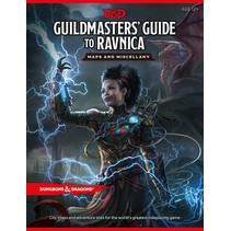 D&D 5th Edition Map Pack: Guildmasters' Guide to Ravnica
