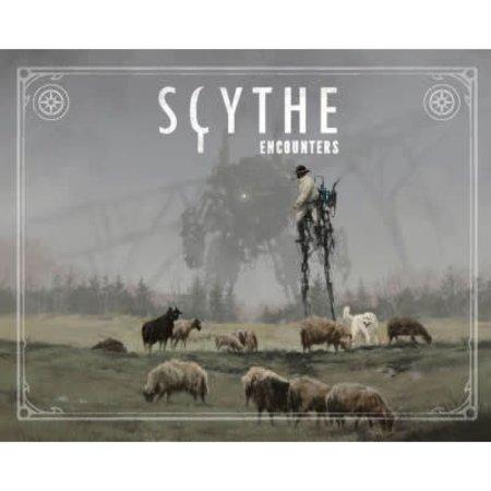 Stonemaier Games Scythe Encounters (Eng) - Uitbreiding