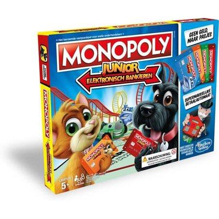 Hasbro Monopoly Junior: Elektronisch bankieren
