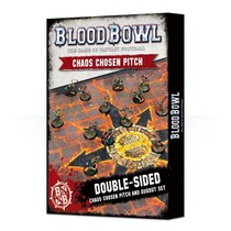 Blood Bowl: Chaos Chosen Pitch & Dugout