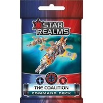 Star Realms Command Deck-The Coalition