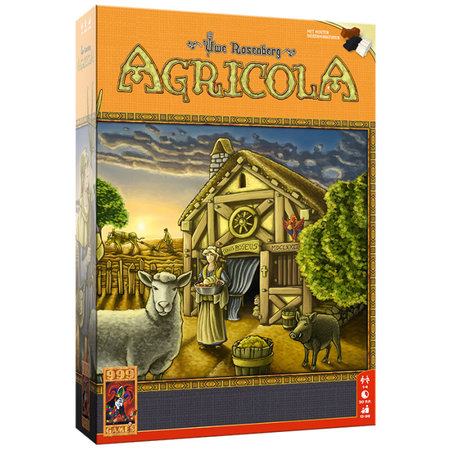 999-Games Agricola