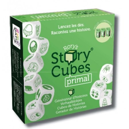 Rory's Story Cubes Rory's Story Cubes - Primal