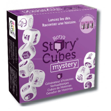 Rory's Story Cubes Rory's Story Cubes - Mystery