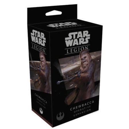 Fantasy Flight Star Wars Legion: Chewbacca Operative Expansion