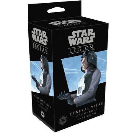 Fantasy Flight Star Wars Legion: General Veers Commander Expansion