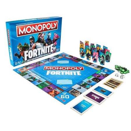 Hasbro Monopoly: Fortnite