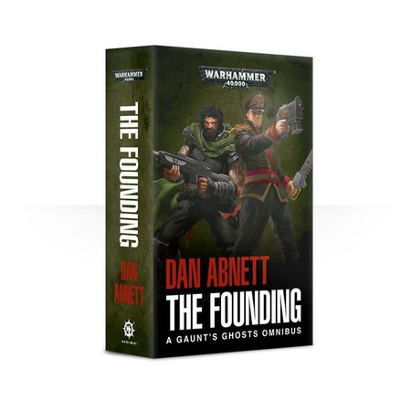 Black Library Gaunt's Ghost Omnibus: The Founding