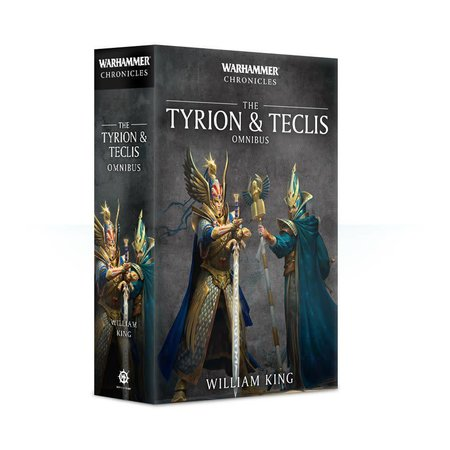 Black Library Warhammer Chronicles: The Tyrion & Teclis Omnibus