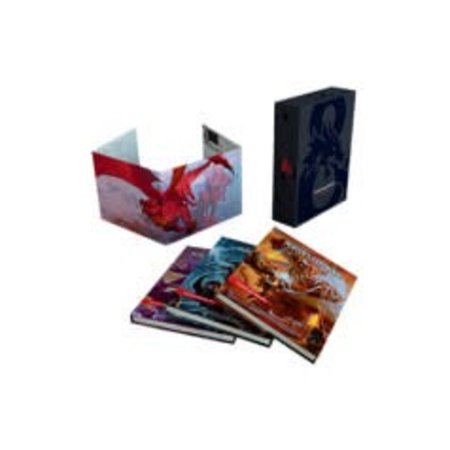 Wizards of the Coast D&D 5th Edition Core Rulebook Gift Set