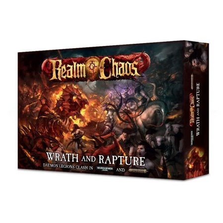 Games Workshop Realms of Chaos: Wrath and Rapture