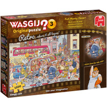 Wasgij Original 3 Retro, Werk aan de weg (1000)