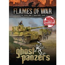 Mid War Ghost Panzers Unit Cards