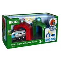 Brio Smart Engine with Action Tunnels**