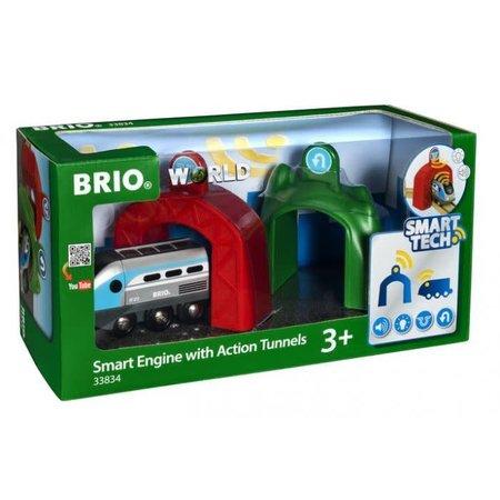 Brio Brio Smart Engine with Action Tunnels**