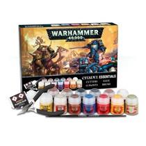 Warhammer 40,000 Paints: Essential Paint Set