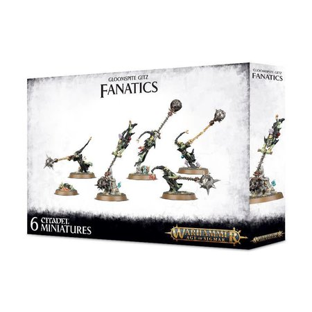 Games Workshop Gloomspite Gitz: Fanatics