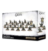 Games Workshop Age of Sigmar Grots Moonclan: Grots