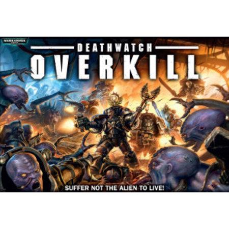 Games Workshop Deathwatch: Overkill