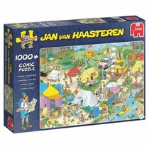 JVH: Kamperen In Het Bos (1000)