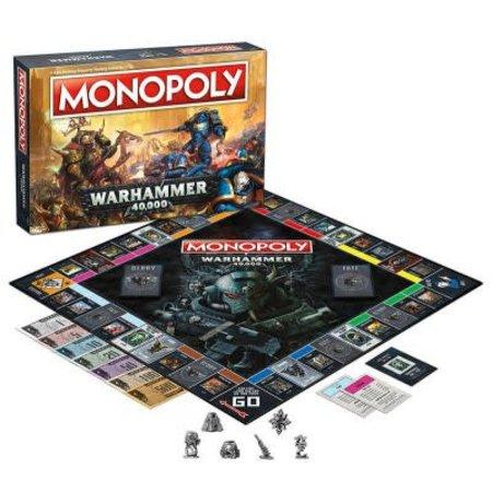 Winning Moves Monopoly Warhammer 40.000