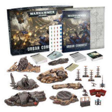 Games Workshop Warhammer 40.000: Urban Conquest uc
