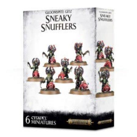 Games Workshop Gloomspite Gitz: Sneaky Snufflers
