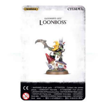 Games Workshop Gloomspite Gitz: Loonboss