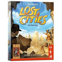 Lost Cities: Kaartspel