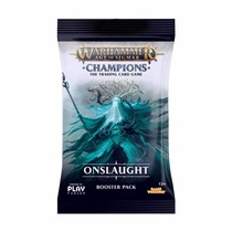 Warhammer Age of Sigmar Champions: Onslaught Booster Pack