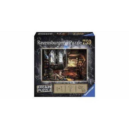 Escape puzzle: Het drakenlaboratorium (759)