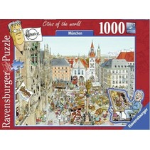Cities of the world: Munchen (1000)