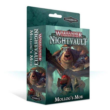 Games Workshop Warhammer Underworlds: Mollog's Mob