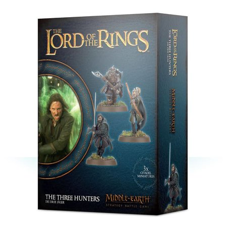 Games Workshop Middle-Earth SBG: The Three Hunters