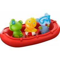 Badboot met Dierenmatrozen
