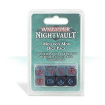 Warhammer Underworlds Nightvault: Mollog's Mob Dice Pack
