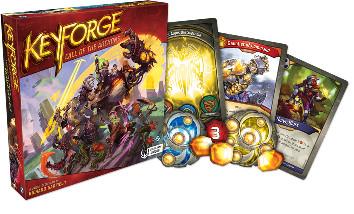 Spel v/d Maand Februari: Keyforge