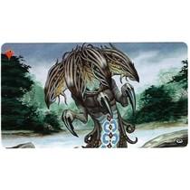 MTG Playmat Commander Sliver Overlord