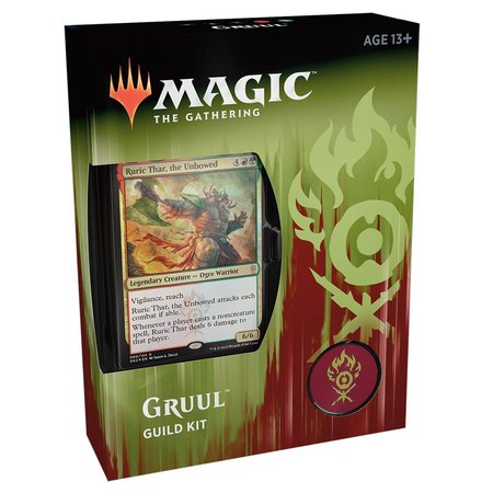 Wizards of the Coast Gruul Guild Kit