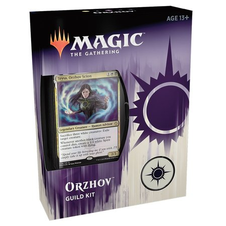 Wizards of the Coast Orzhov Guild Kit uc