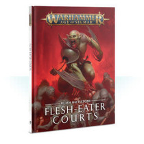 Battletome Death: Flesh-Eater Courts (HC)