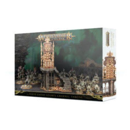 Games Workshop Flesh-Eater Courts: Charnel Throne