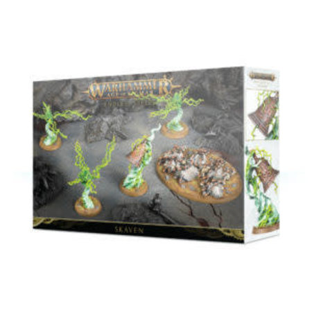 Games Workshop Skaven: Endless Spells