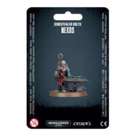 Games Workshop Genestealer Cults:  Nexos