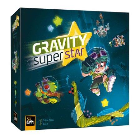 Sit Down! Gravity Super Star