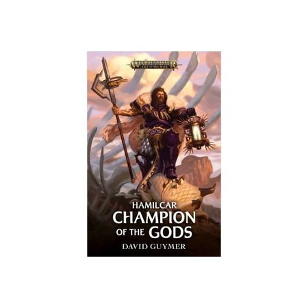 Black Library Champion of the Gods (HC)