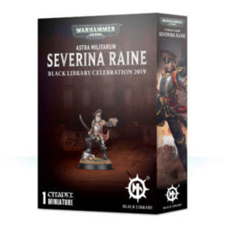 Games Workshop Astra Militarum: Severina Raine (Black Library Celebration 2019)